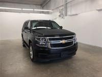 Black 2015 Chevrolet Tahoe LT RWD 6-Speed Automatic