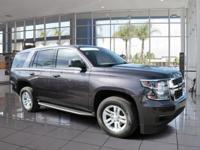 Priced below Market! This Chevrolet Tahoe is CERTIFIED!