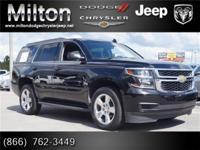 Outstanding design defines the 2015 Chevrolet Tahoe!