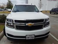 We are excited to offer this 2015 Chevrolet Tahoe.