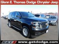 *Here we have this 2015 Chevrolet Tahoe LT! This one