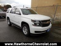 CERTIFIEDCarfax One Owner 2015 Chevrolet Tahoe LT 4WD
