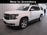 Tahoe... LT... 5.3 V8... 4WD... Luxury Package...