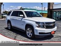 White 2015 Chevrolet Tahoe LT 4WD 6-Speed Automatic