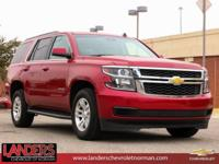 CARFAX One-Owner. Crystal Red Tintcoat 2015 Chevrolet