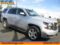 2015 Chevrolet Tahoe, Tow Package, Third Row Seat,
