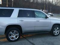 2015 Chevrolet Tahoe LT  Options:  Locking/Limited Slip
