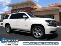 4WD and Leather. Come to Estero Bay Chevrolet! Perfect
