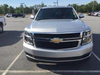 Options:  2015 Chevrolet Tahoe  Only The Carfax Buyback