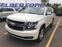 Recent Arrival! CARFAX One-Owner. 2015 Chevrolet Tahoe