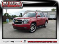 Options:  2015 Chevrolet Tahoe Lt|Red/|V8 5.3L