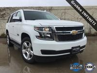 2015 Chevrolet Tahoe LT, Clean Carfax, Upgraded Wheel