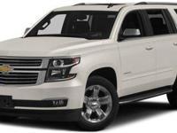 2015 Chevrolet Tahoe LT For Sale.Features:AVF L83 MYC