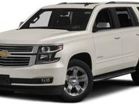 2015 Chevrolet Tahoe LT For