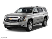 You'll love the look and feel of this 2015 Chevrolet
