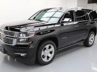 This awesome 2015 Chevrolet Tahoe comes loaded with the