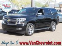 Clean CARFAX. CARFAX One-Owner.  2015 Chevrolet Tahoe