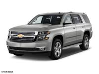 We are excited to offer this 2015 Chevrolet Tahoe. Your