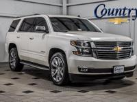Tahoe... LTZ... 5.3 V8... 6-Speed Automatic... 4WD...