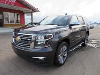 Options:  2015 Chevrolet Tahoe Navigation! Moonroof!