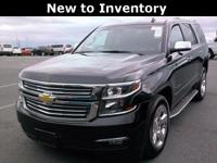 Tahoe... LTZ... 4WD... 5.3 V8... 6-Speed Automatic...