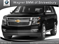 This 2015 Chevrolet Tahoe LTZ is offered to you for