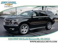 LTZ trim. REDUCED FROM $49,987! Chevrolet Certified.