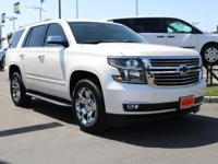 New Arrival! This Chevrolet Tahoe is Certified