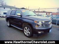 CERTIFIEDCarfax One Owner 2015 Chevrolet Tahoe LTZ Four