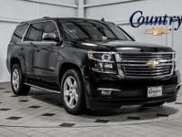 Tahoe... LTZ... 5.3 V8... 6-Speed Automatic...