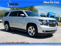 2015 Chevrolet Tahoe LTZ, ONE OWNER, CLEAN CARFAX,