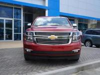 Exterior Color: crystal red metallic, Body: SUV, Fuel: