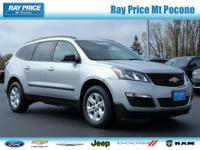 Traverse LS, Chevrolet Certified Pre-Owned Certified,