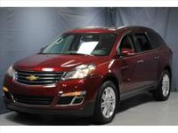 8 PASSENGER SEATING!!!, AWD, 8-Way Power Driver Seat