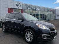 New Price! Certified. 2015 Chevrolet Traverse 2LT Blue