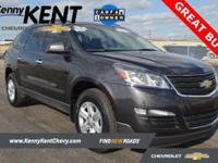 One Owner, Local Trade, Traverse LS, 4D Sport Utility,