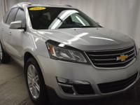 This 2015 Chevrolet Traverse LT is offered to you for