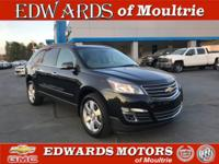 **2015 Chevrolet Traverse LTZ**One Owner**Low