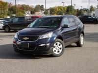This 2015 Chevrolet Traverse LS is proudly offered by