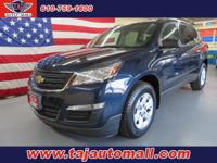 Options:  2015 Chevrolet Traverse Ls|We Sell Our