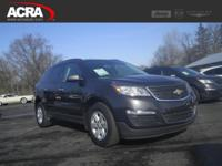 2015 Traverse, 55,635 miles, options include:  Steering