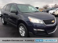 Chevrolet Traverse  Clean CARFAX.      Reviews:    *