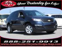 Options:  2015 Chevrolet Traverse Ls|Blue|Balance Of
