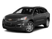 2015 Traverse, 67,135 miles, options include:  Keyless