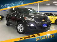 Options:  2015 Chevrolet Traverse Ls|Titanium|3.6L