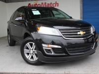 You can find this 2015 Chevrolet Traverse LT and many