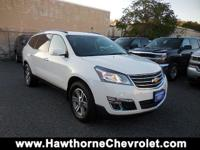 CERTIFIEDCarfax One Owner 2015 Chevrolet Traverse LT
