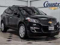 Traverse... AWD... LT... 3.6 V6... 6-Speed Automatic...