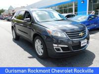 2015 Chevrolet Traverse LT AWD. **SEE BOTTOM FOR