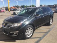 2015 Chevrolet Traverse, **HEATED LEATHER**, **REAR